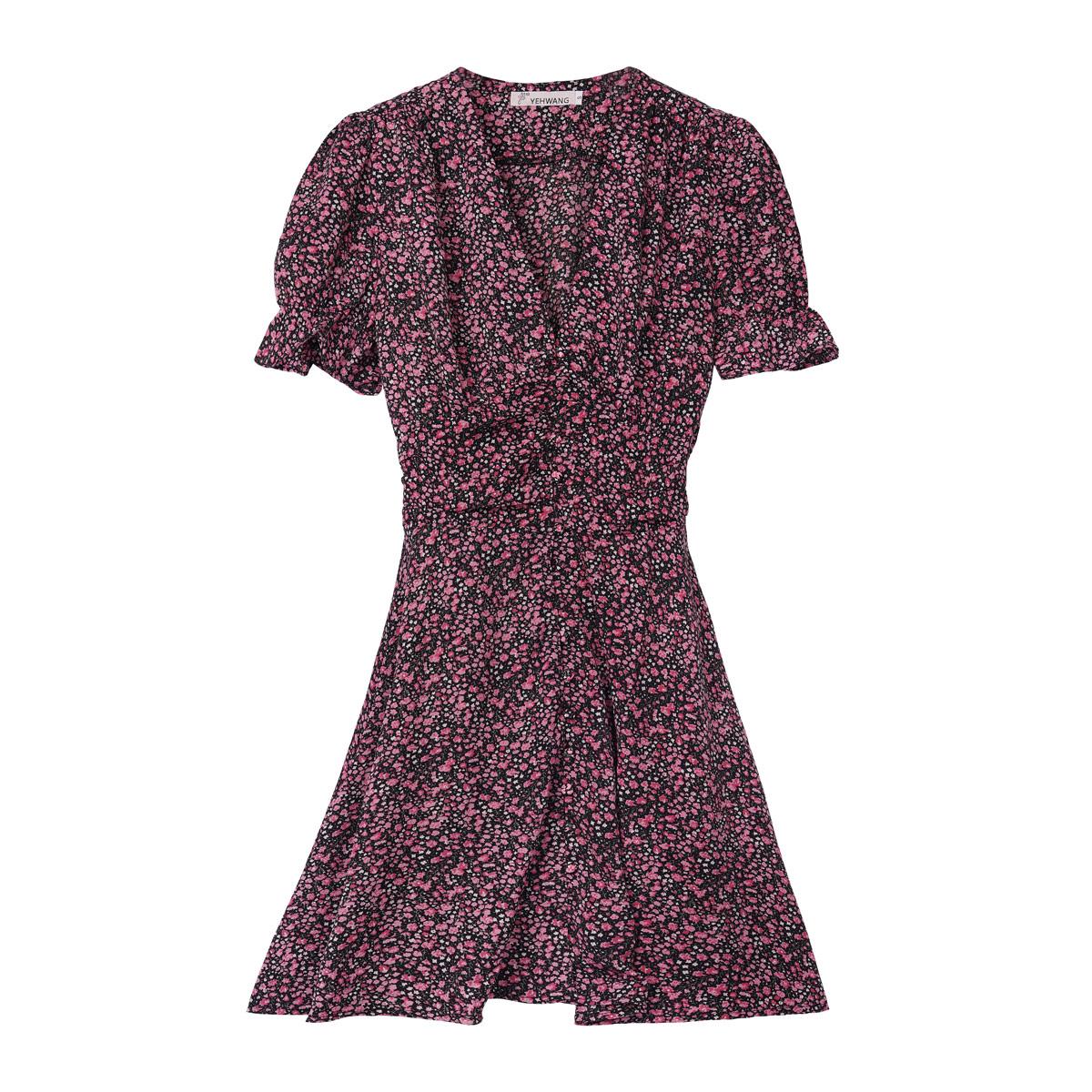Kleid draped