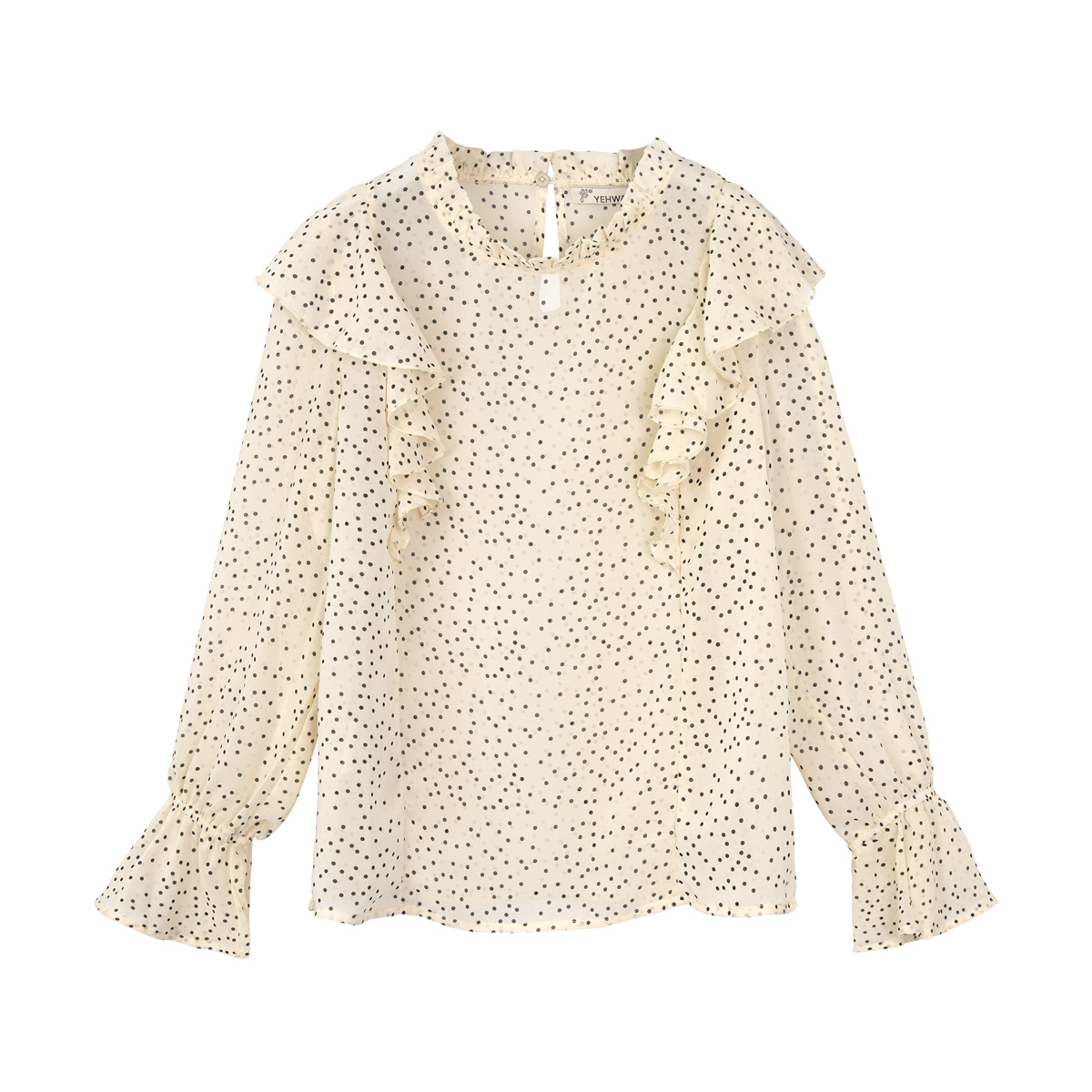 Blouse Dotted