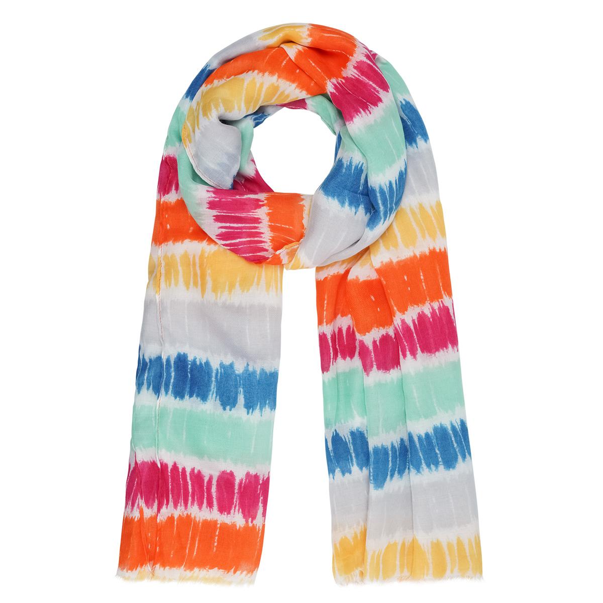Bufanda Spring Stripes