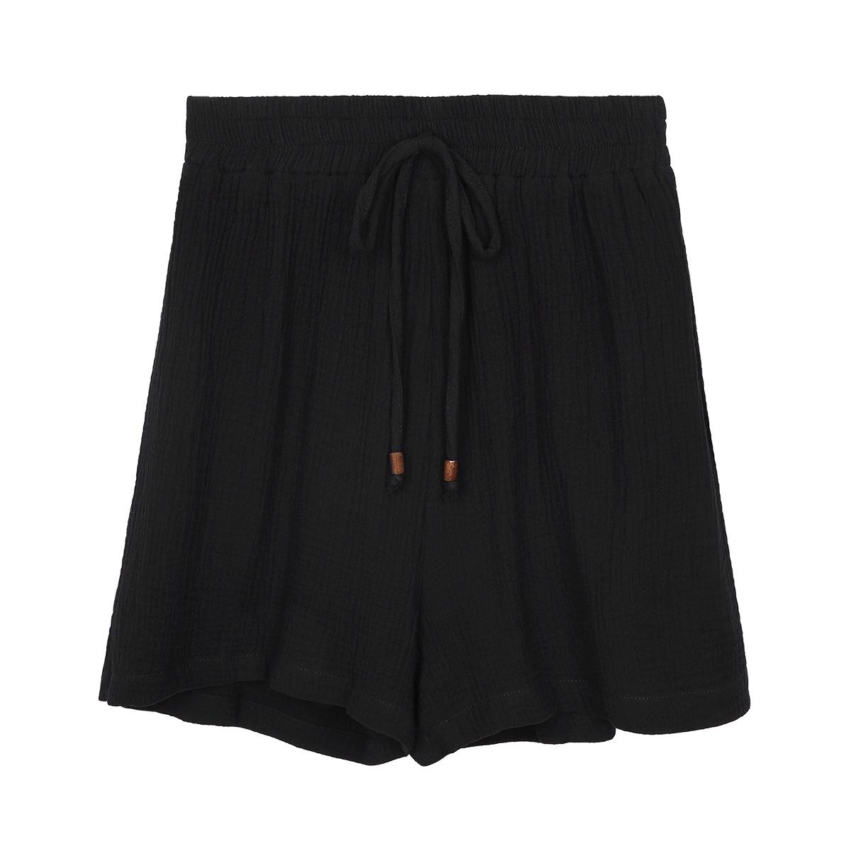 Short en coton confortable