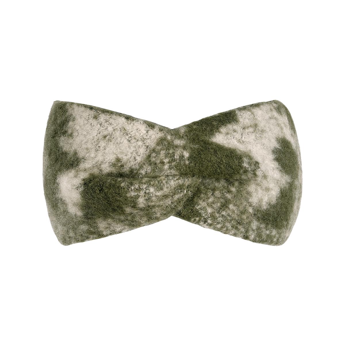 Winter haarband tie dye