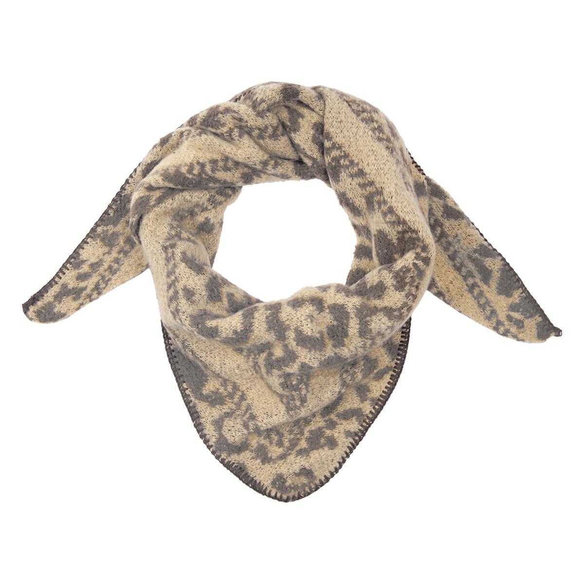 Bufanda de invierno animal print