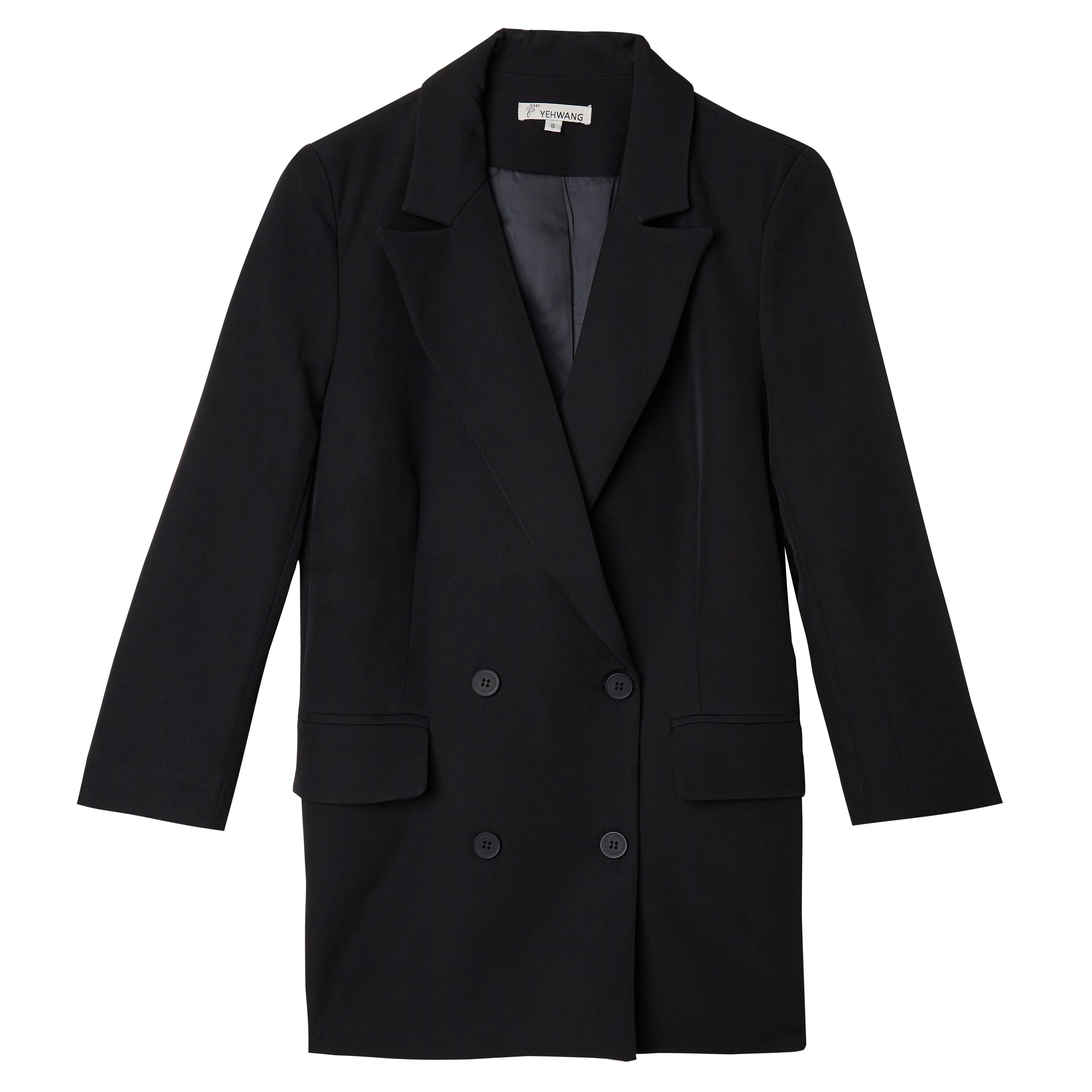 Blazer Suit Up