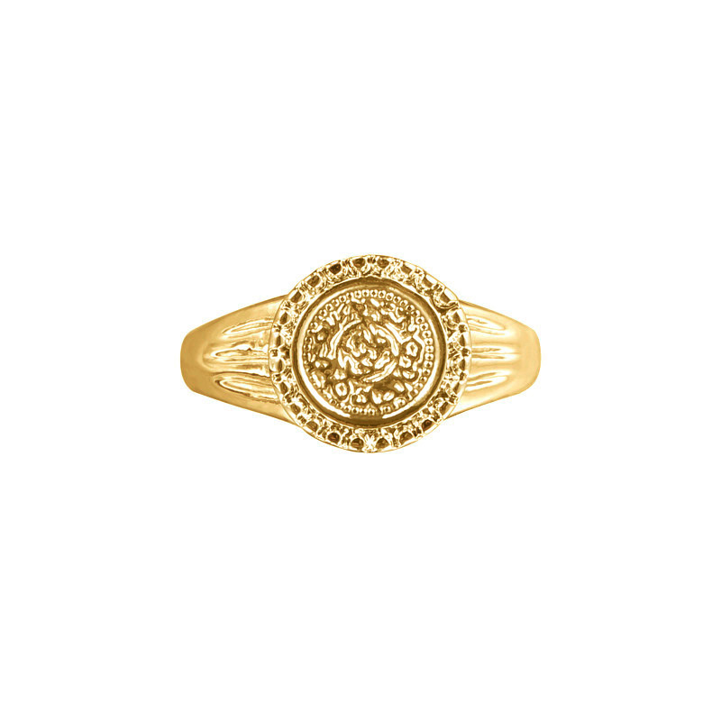 Ring Roman Coin #16