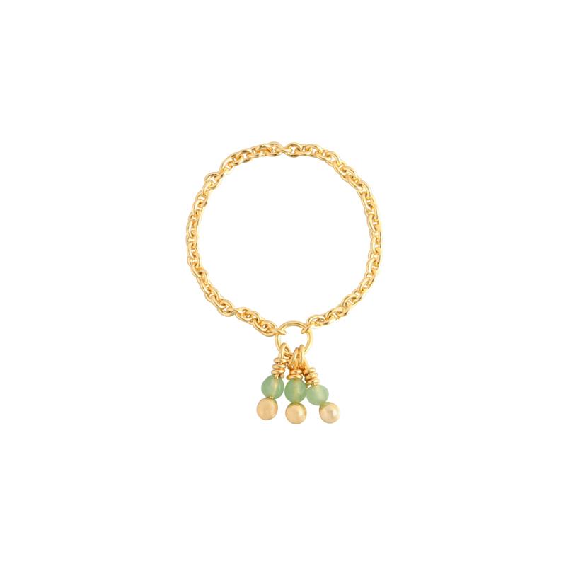 Ring Dazzling Beads #16