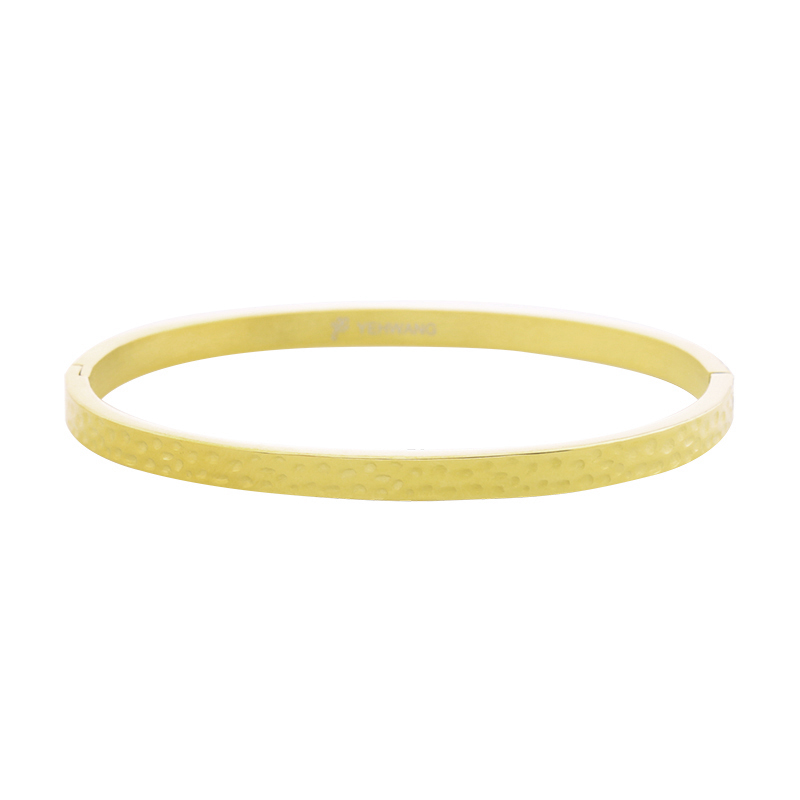 Bangle Leo Footprint Small