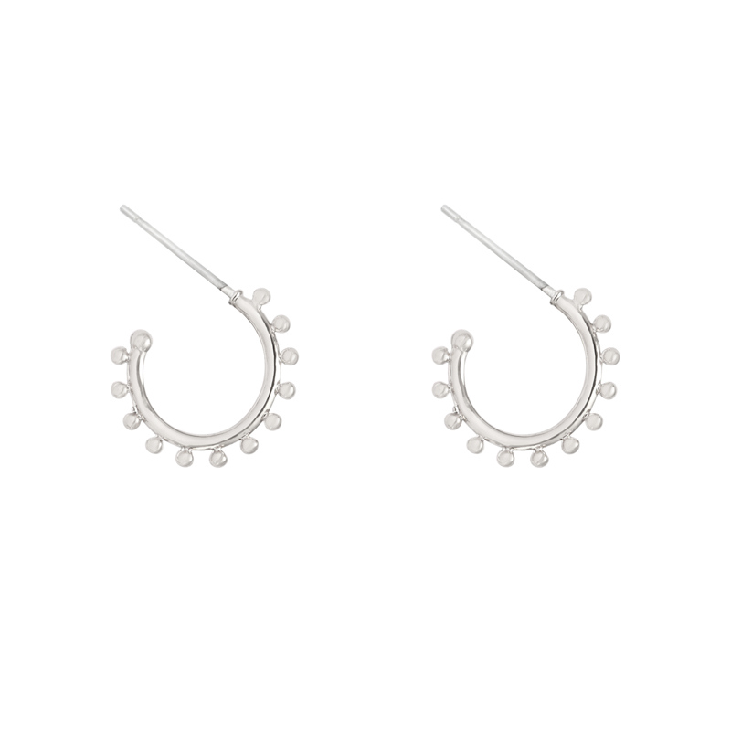 Earrings Connect The Little Dots