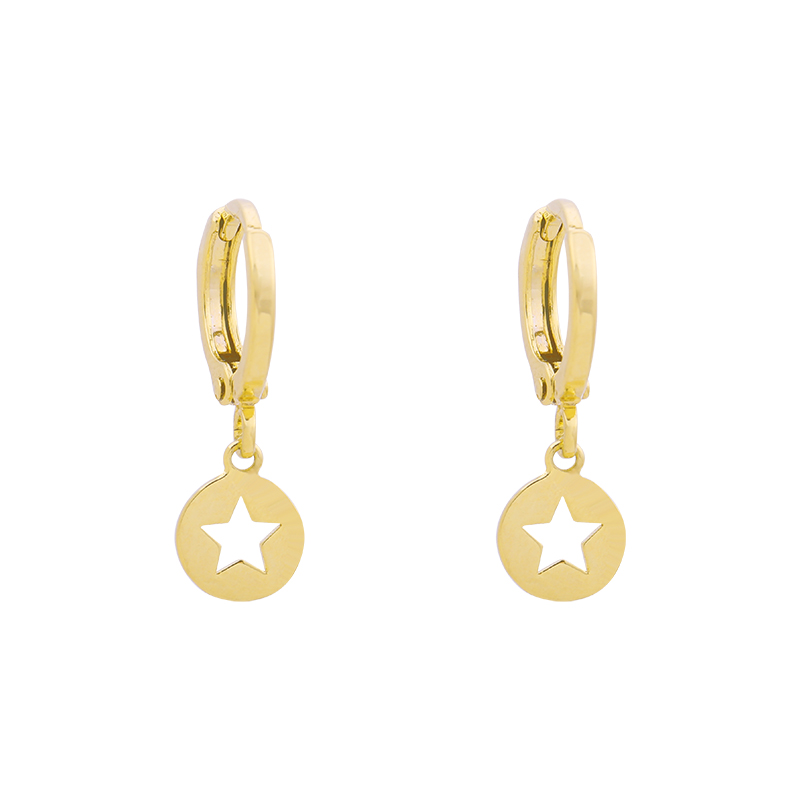 Earrings Catch a Star