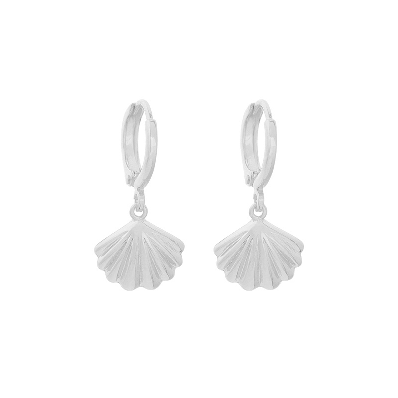 Earrings Shell Crush