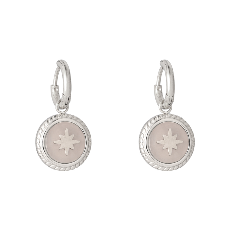 Earrings Northern Star