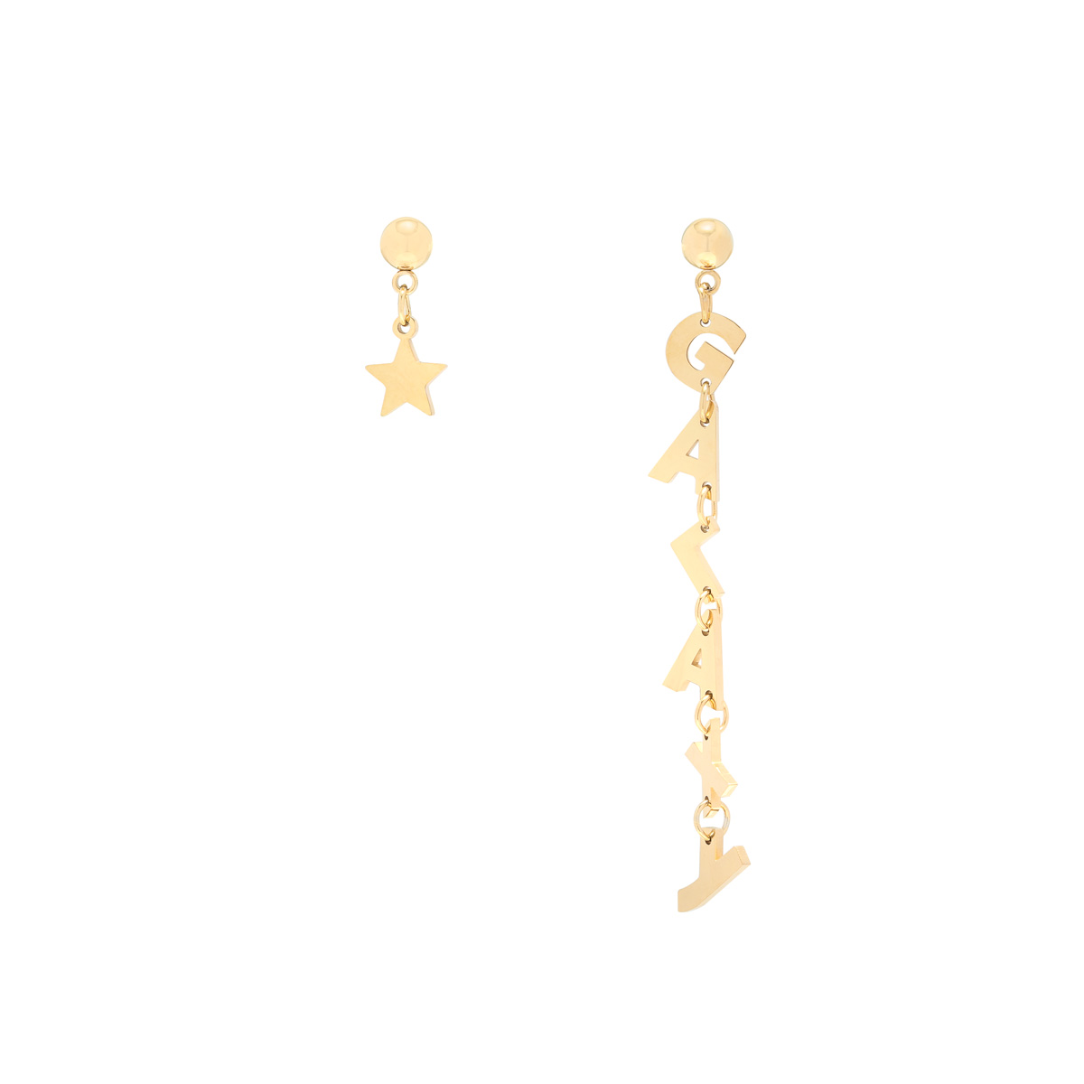 Earrings Galaxy Star