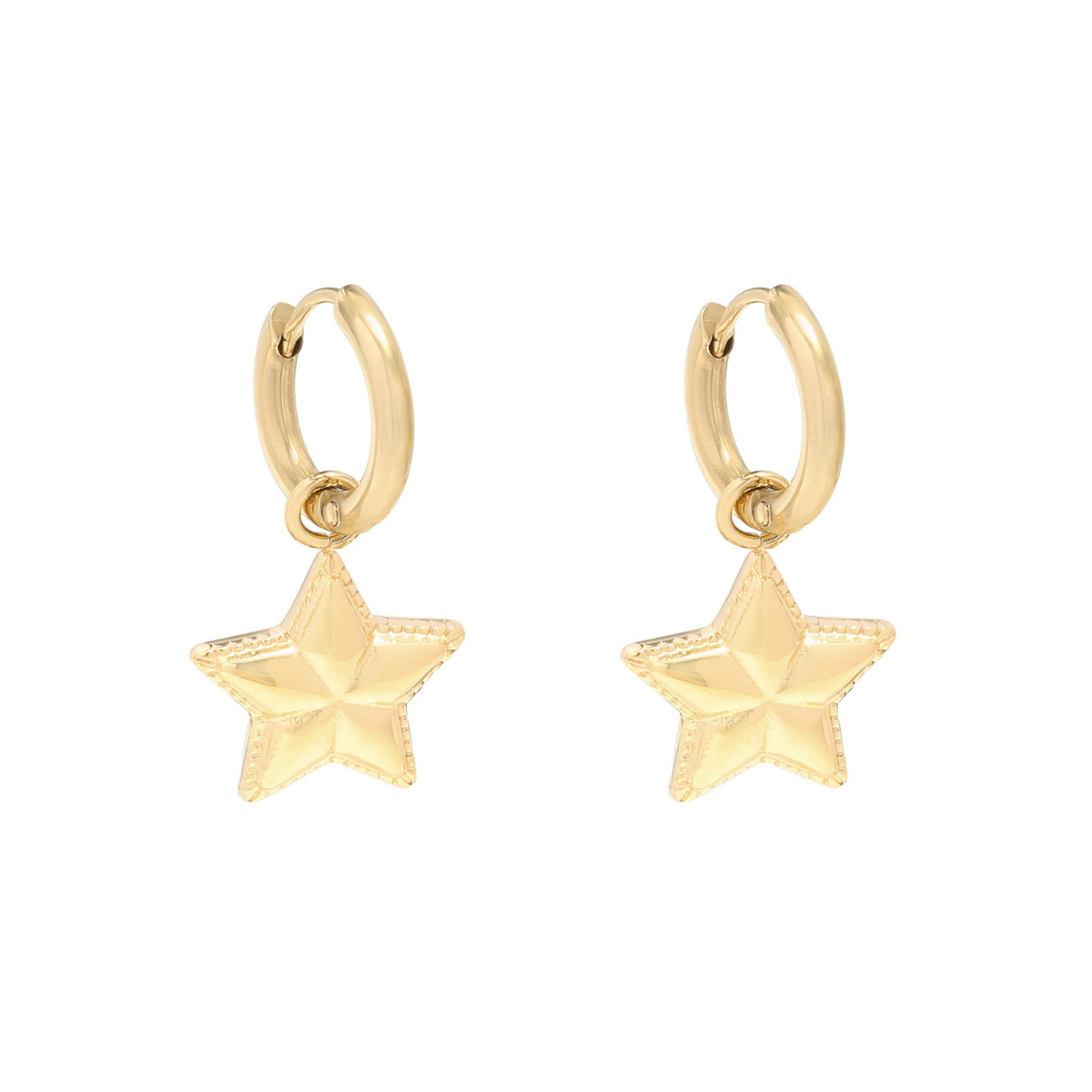 Earrings You are my Little Star