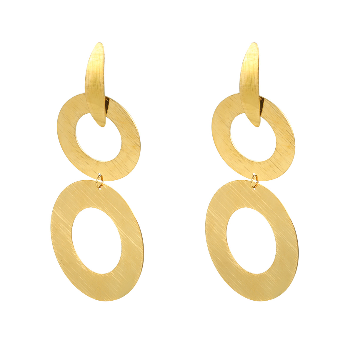 Boucles d'oreilles Creole Waterfall