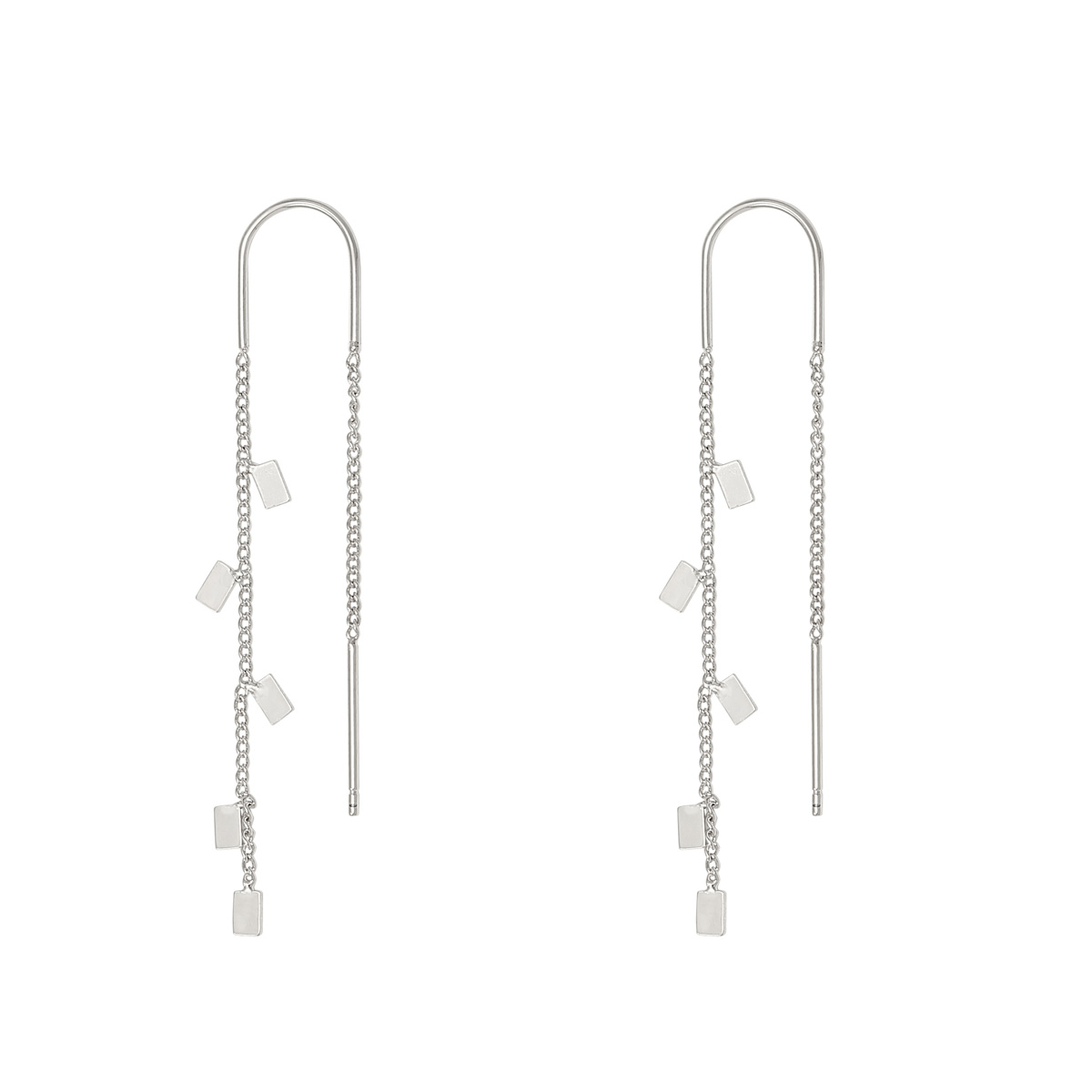 Aretes Dangle -  Rectangles