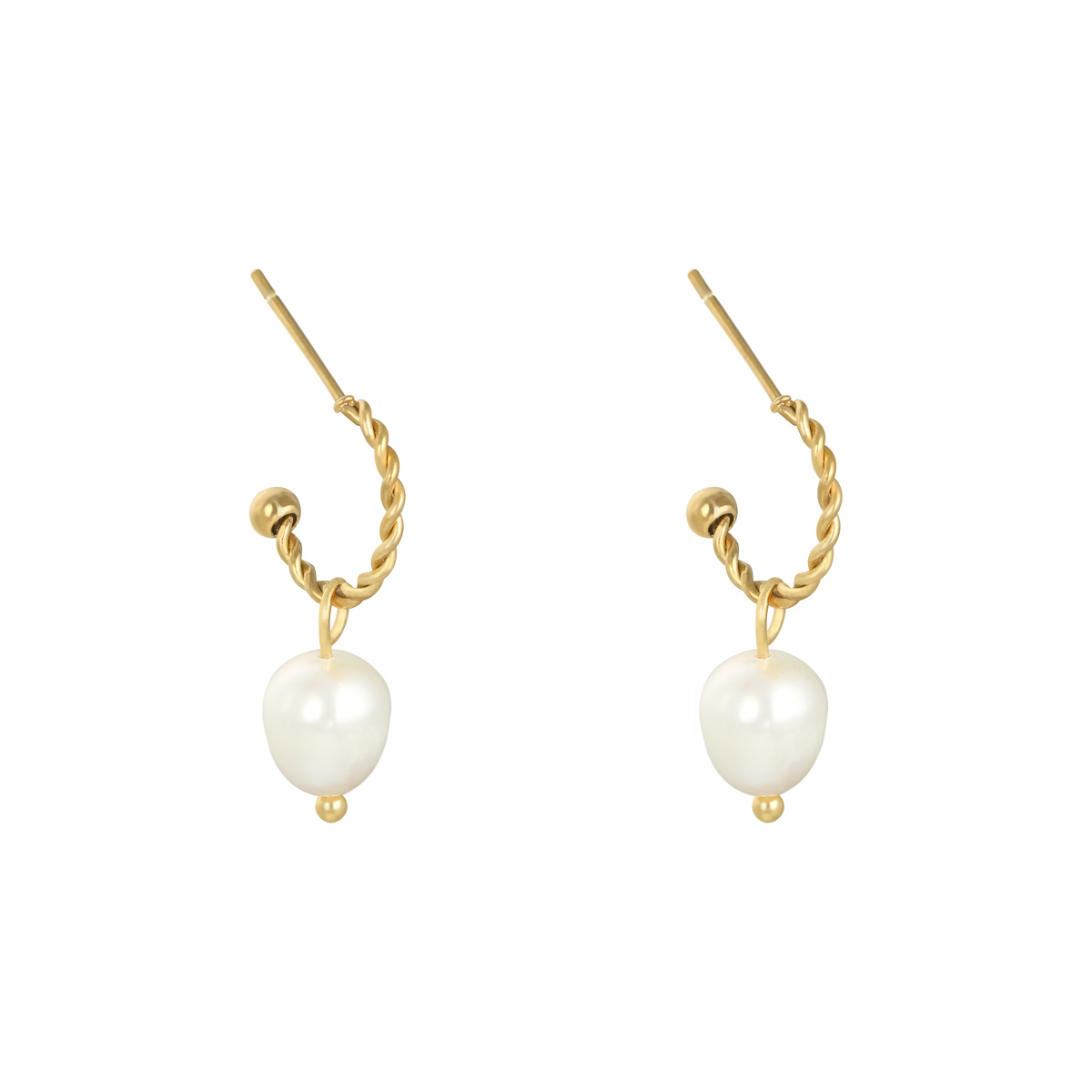 Pendientes Pearl party