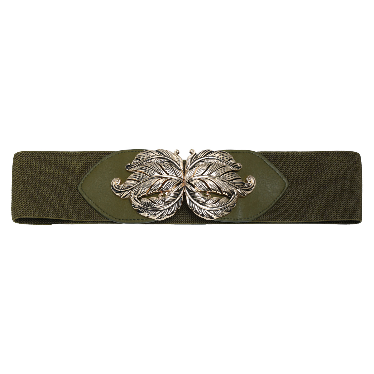 Belt Leave Buckle