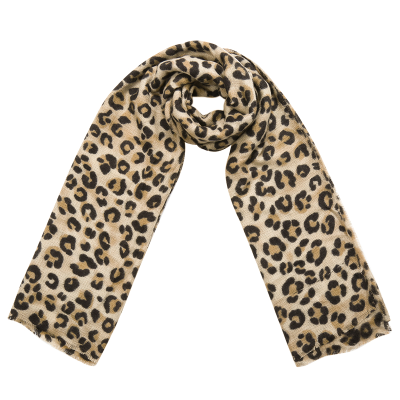 Scarf Soft Panther