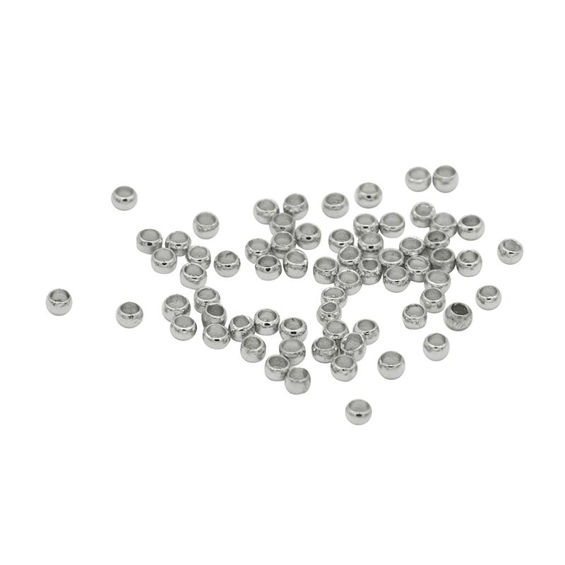 Crimp Beads Small