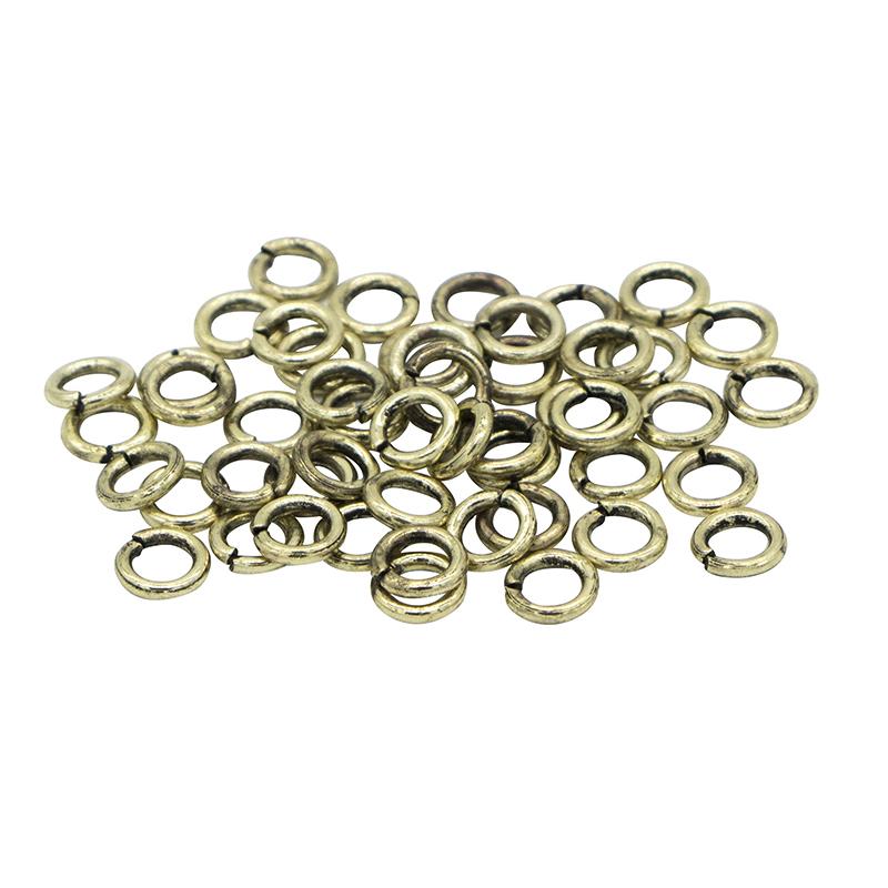 Bijoux fastening rings Large