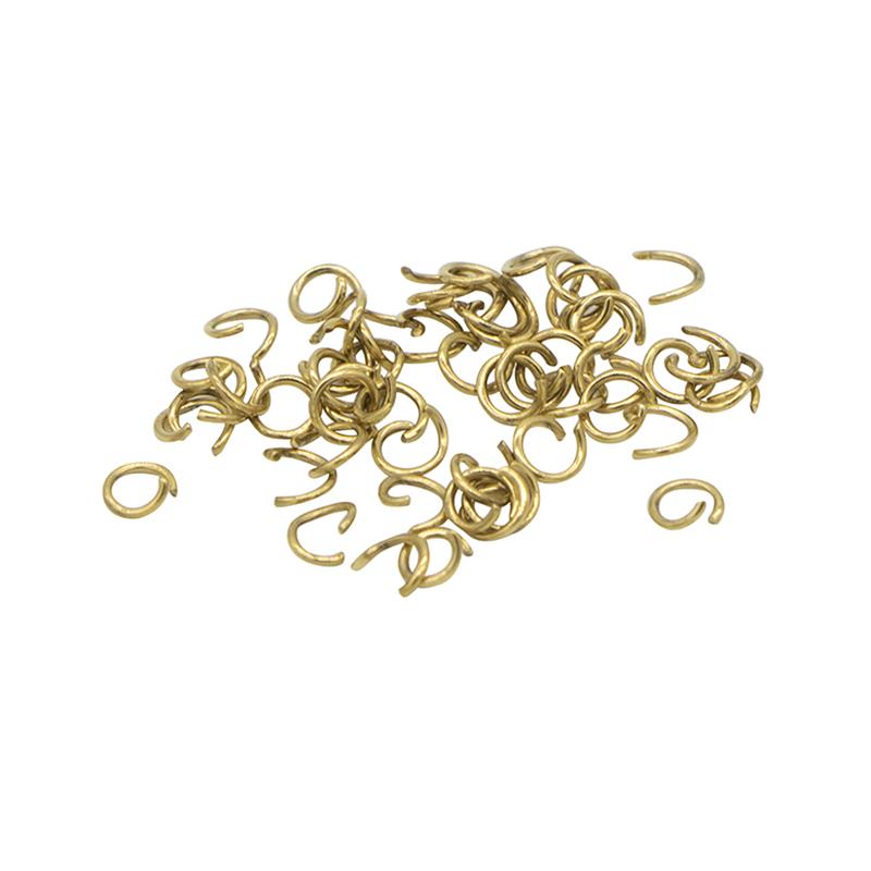 Bijoux fastening rings Small