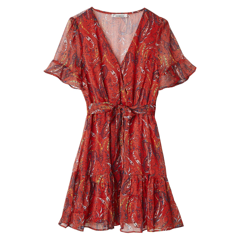 Vestido Paisley Vibes