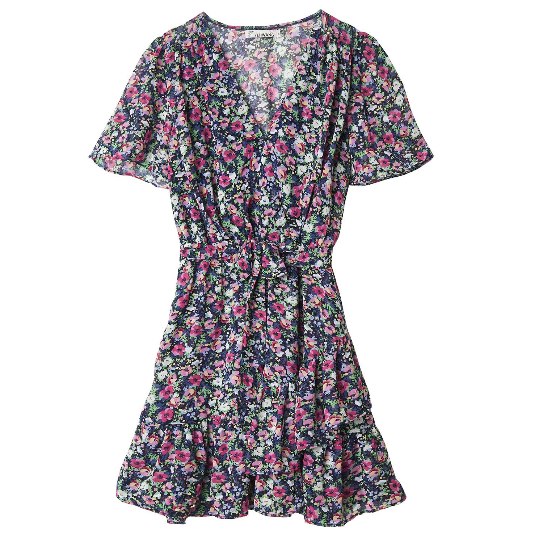 Dress Floral Garden