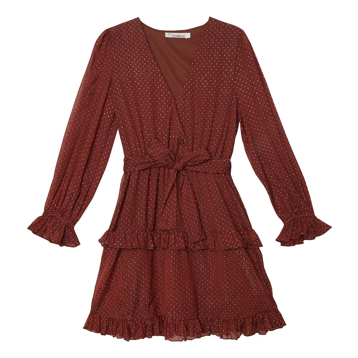 Dress Gold Winter