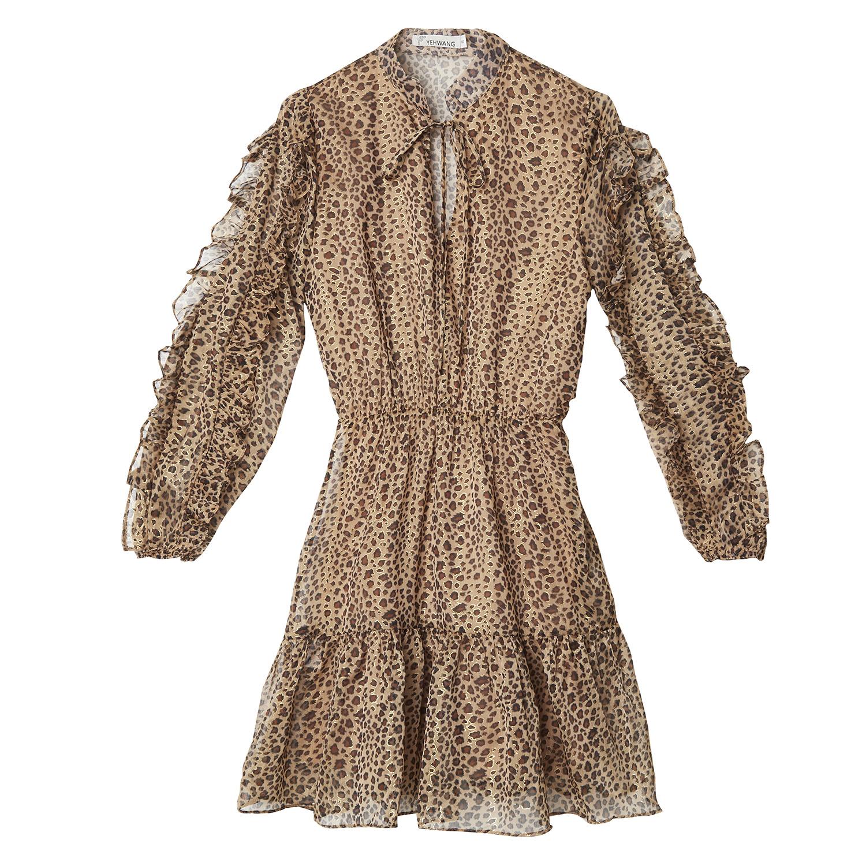 Dress Leopard Girl