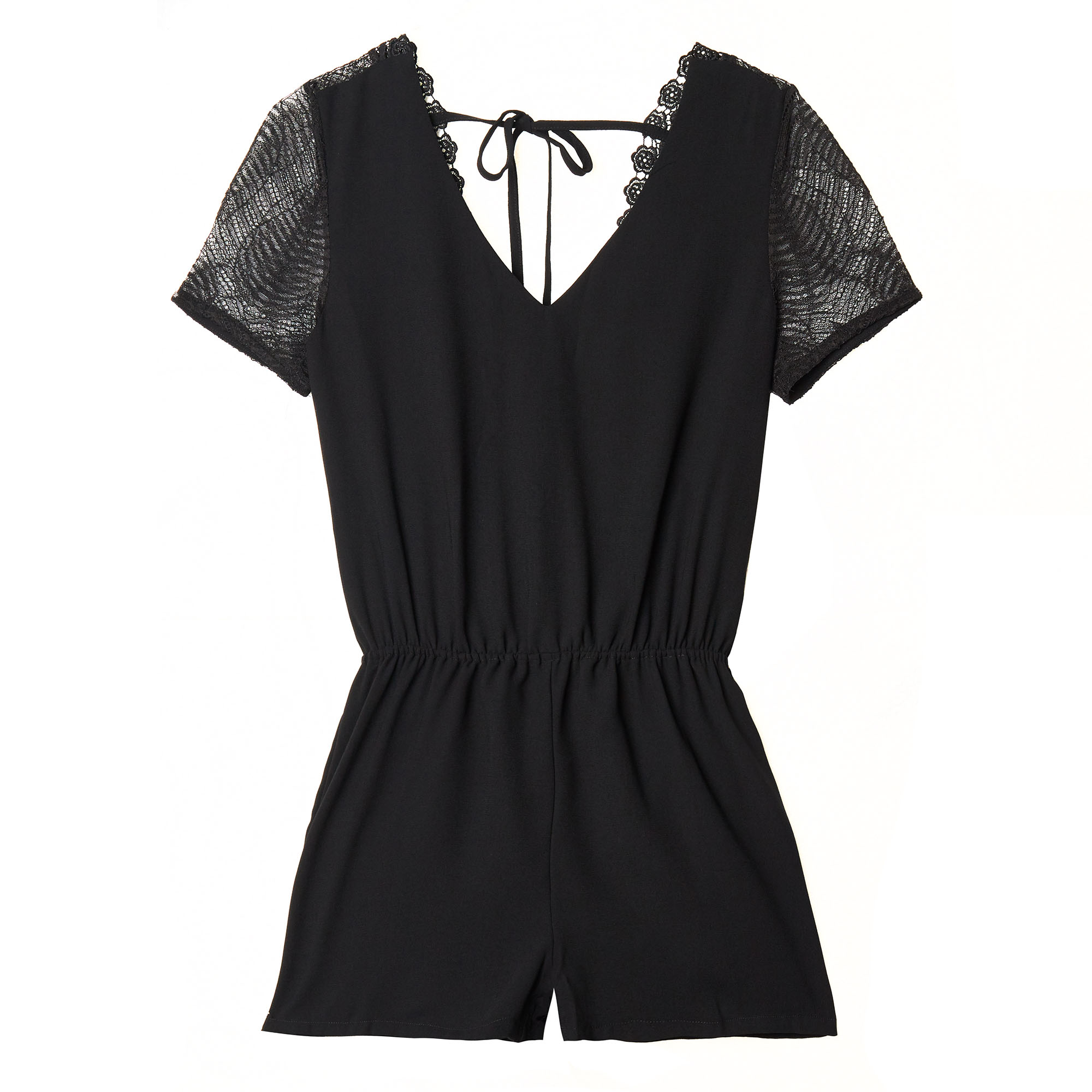 Jumpsuit Mini Lace