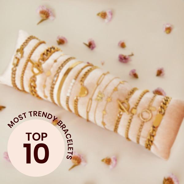 Most Trendy Bracelets Top 10