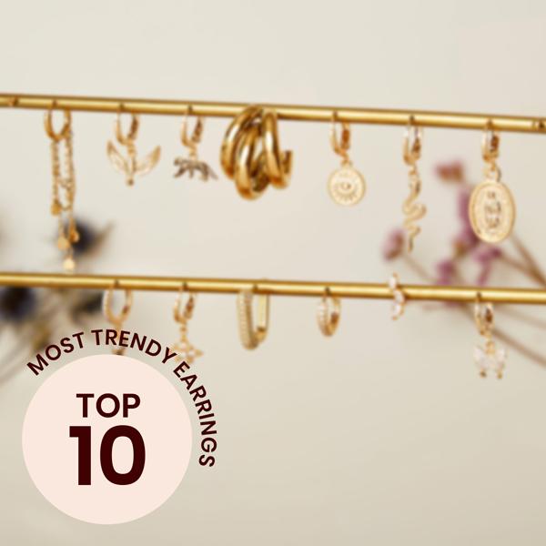 Most Trendy Earrings Top 10