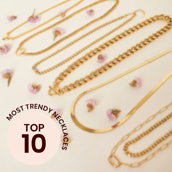 Most Trendy Necklaces Top 10