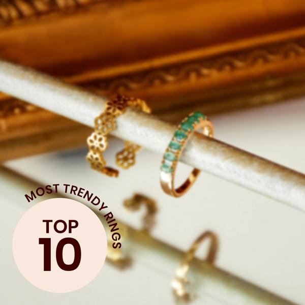 Most Trendy Rings (16) Top 10