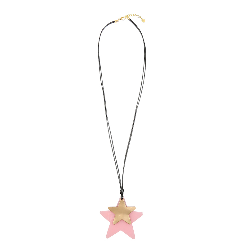 Necklace Spring Star
