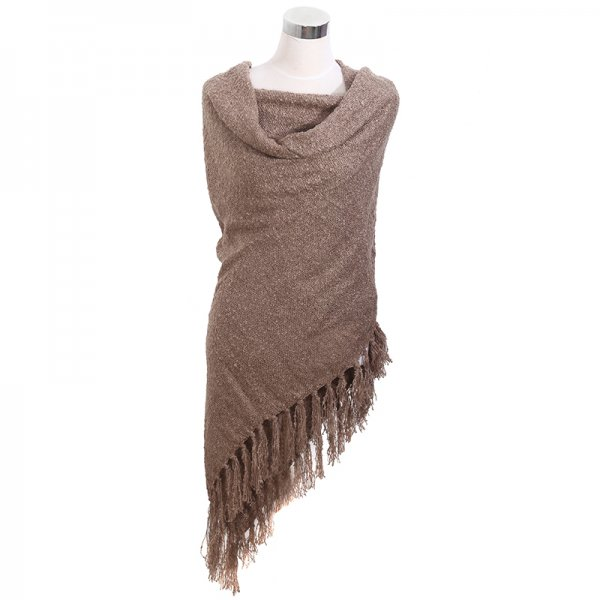 Scarf Winter Must -brown-