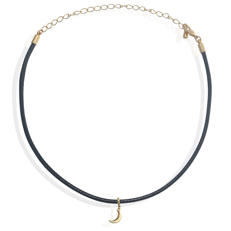 Necklace Choker Moon