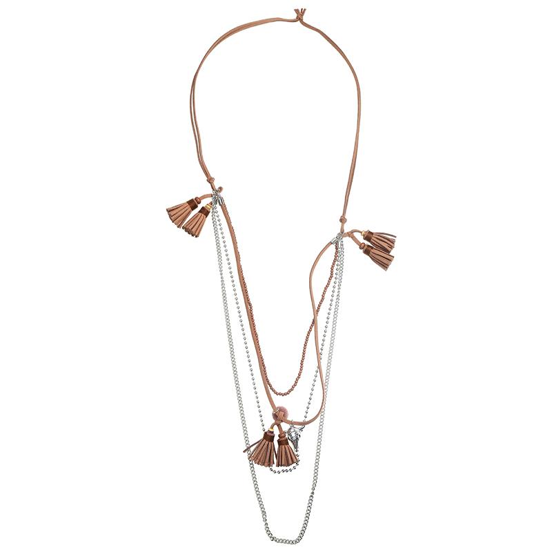 Necklace Buffalo Chain