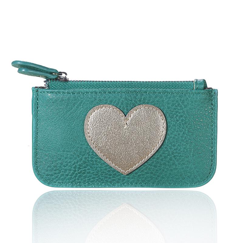 Mini wallet Heart - SMALL