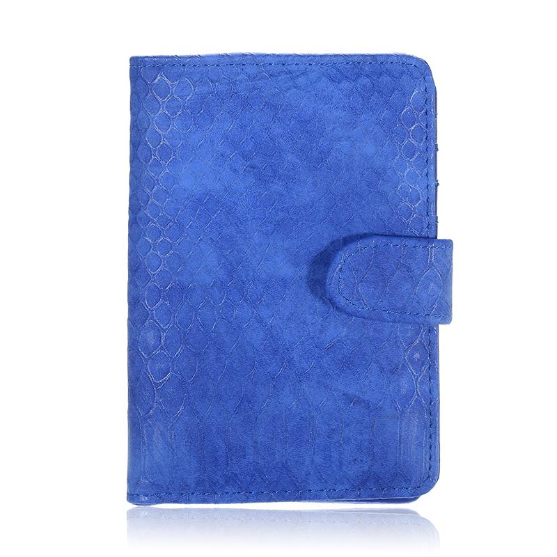 Passport case Croco