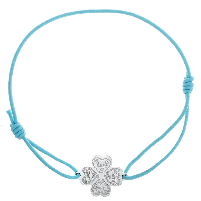 Bracelet Clover mint