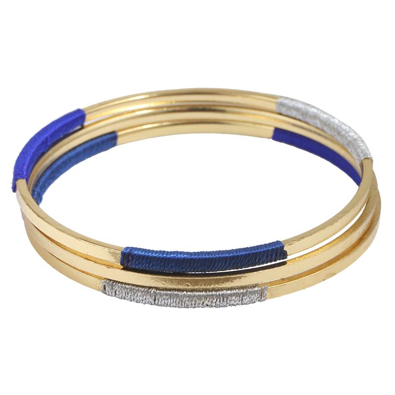 Bracelet Triple Bangles