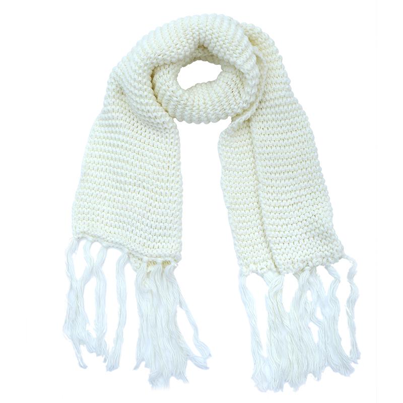 scarf Winter Glitter
