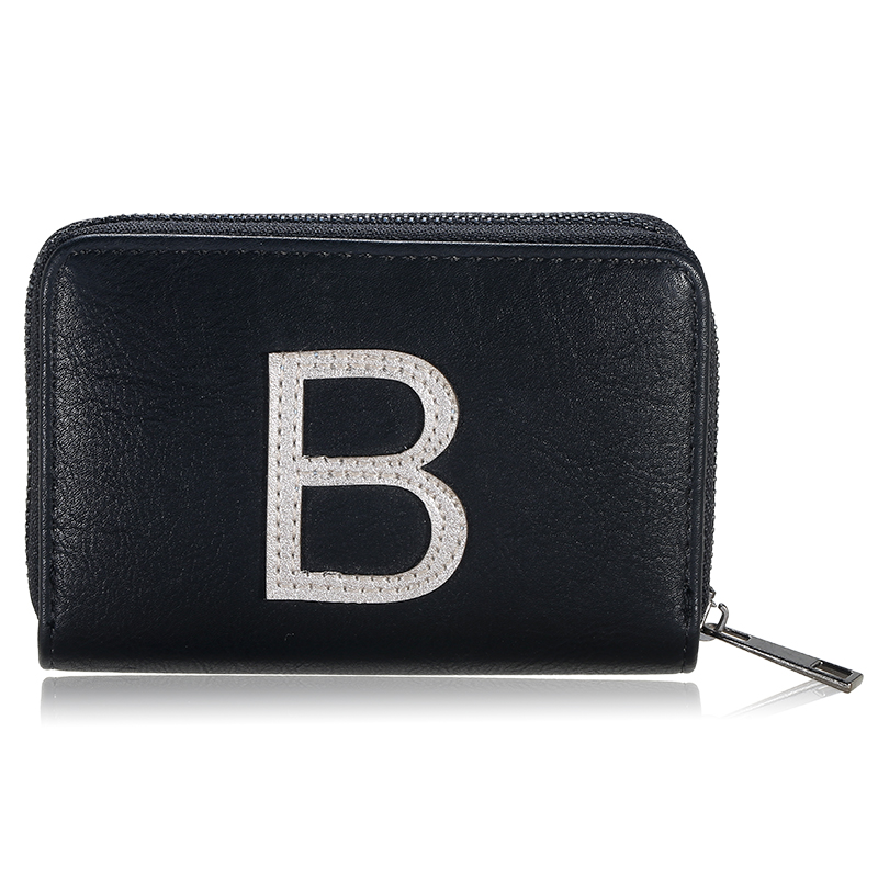 Wallet One Letter - B