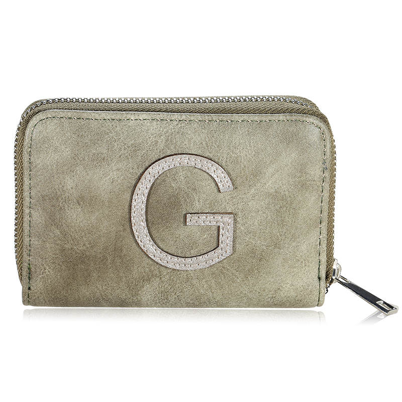 Wallet One Letter - G