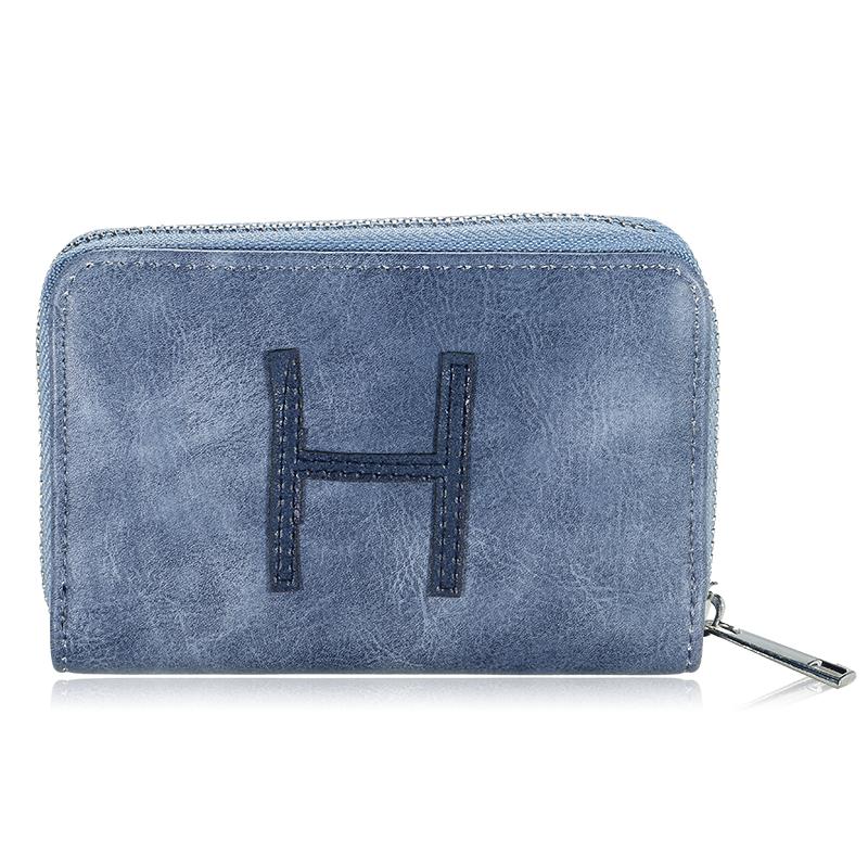 Wallet One Letter - H