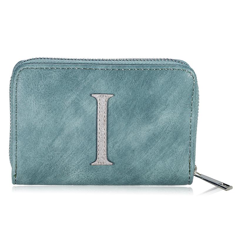 Wallet One Letter - I