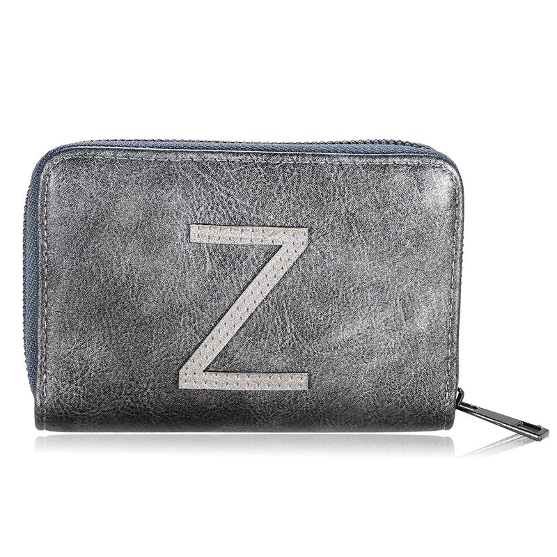Wallet One Letter - Z
