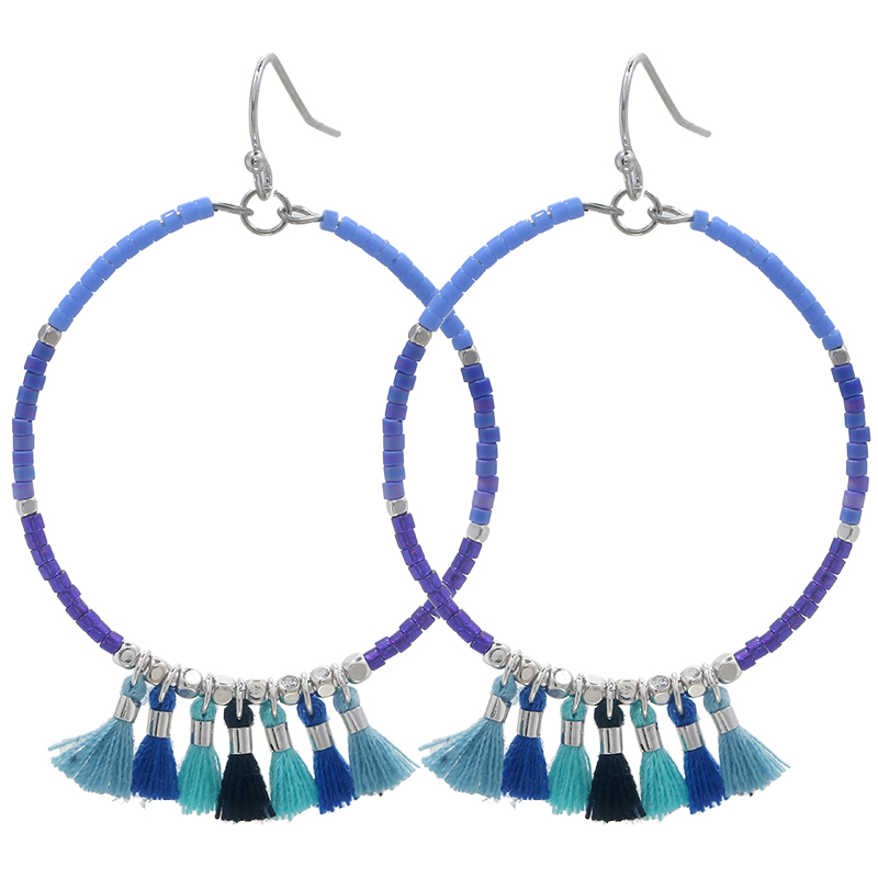 Earrings Indian Creol