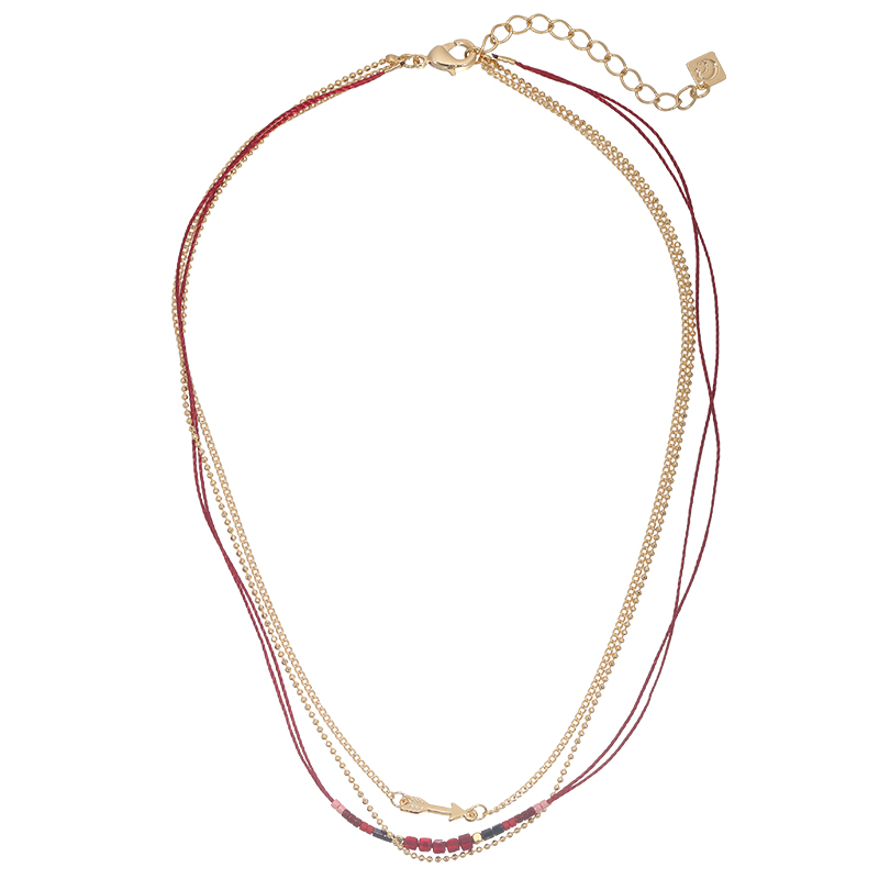 Necklace  Indian Arrow