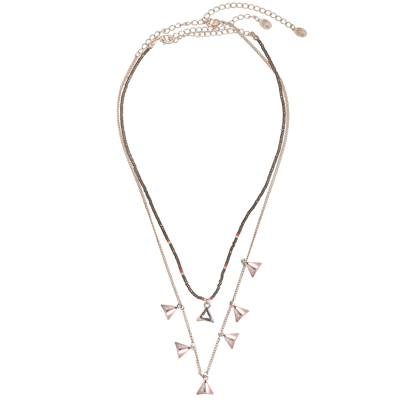 Necklace Party Triangles
